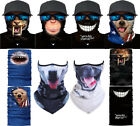Motorcycle Bicycle Bandana Outdoor Sports Face Cover Dust Headband Magic Scarf