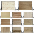 Light Brown Wood Floor Background Cloth Photography Backdrop Props