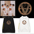 KPOP NCT WayV Take Over The Moon Hoodie Pullover Cotton Sweater