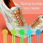 Round Elastic Shoelaces For Various Shoe Acce Fixed Stretching US K5D7 H9C6