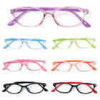 Portable Kids Glasses Comfortable Eyeglasses Ultra Light Frame Anti-blue Light