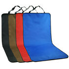 Waterproof Oxford Fabric Pet Dog Puppy Car Seat Protector Cover Cushion Braw