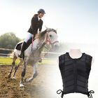 Unisex Body Protective Damping Sports EVA Padded Safety Vest Armor Horse Riding