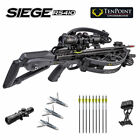 TenPoint Siege RS410 Crossbow Package - Graphite Grey