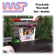 Slot Car Marshall Hut Double Scenery Track Side Display 1:32 Scale