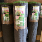 Cheap Artificial Grass Offcut Roll End Clearance Deal 30mm Thick Fake Lawn Turf