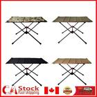 Portable Foldable Camping Table Aluminum Alloy BBQ Picnic Outdoor Furniture
