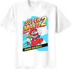 Super Mario Bros. 2 Nintendo Retro T Shirt