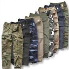 MENS LADIES MILITARY ARMY PANTS US STYLE MP3 COMBAT BDU WORK TROUSERS CARGO CAMO