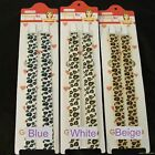 1 p Wide Leopard Print Replacement Bra Straps 30 32 34 36 38 A B C #BS1018