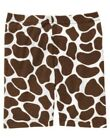 GYMBOREE SAFARI FASHION GIRAFFE SKIN PRINT BIKE SHORTS 3 4 5 6 7 8 10 NWT