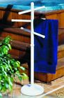 Внешний вид - Outdoor portable towel holder rack - pool patio spa yard