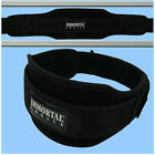Neoprene Double Weight Lifting Belt Back Support