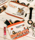 ALICE & DOROTHY Canvas Pouch Bag/Cosmetic/Make up