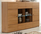 Highboard Buffetschrank Liverpool kernbuche o. esche