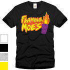 FLAMING MOE's T-Shirt bar simpson S M L XL XXL 3XL