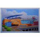 "Needlepoint canvas ""Target Field Minneapolis, MN"""