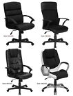 Office, Home Office Mid-Back & High Back Leather Chairs