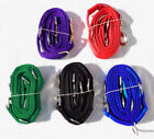 Long Softex® Soft Police Dog Training Lead Med - Large - 5 Colours