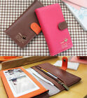 Shinzi Katoh Faux Leather Card/Coin/Paper Bird Wallet