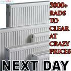 New Compact Double Panel Double Convector Radiators T22
