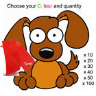 Tyvek Puppy Dog ID Whelping Band Collars All Colours