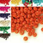 1400pcs brandnew wholesale fashion round wood Wooden Beads DIY free ship choose