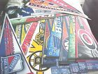 HOCKEY PENNANTS (NHL) NEW ON SALE TAKE A LOOK $7.99 USD on eBay