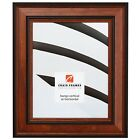 "Craig Frames 2"" Prairie Country Brown Wooden Picture Frames"