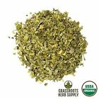 Certified Organic Skullcap Scutellaria lateriflora Wicca Dried Herb From 1-16 oz
