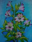 """Needlepoint canvas""""Lilies"""""""
