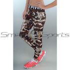 Womens Sports Compression Military Leggings Skin Tight S-XXL - Fitness Gym TFx