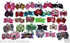 Dog Puppy Hair Ribbon Deco Bow Top Knot Bows ALL DESIGNS HERE! Yorkie Shih Tzu