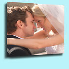 FANTASTIC CANVAS PRINT YOUR OWN PHOTO PICTURE CHOICE OF SIZES BOX FRAMED