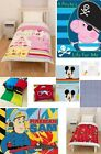 NEW BOYS OR GIRLS NOVELTY / TV CHARACTERS FLEECE BLANKETS / THROWS GREAT GIFTS