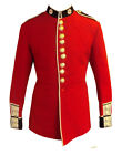 GUARDS COLDSTREAM RED TROOPER TUNIC - GRADE 1 - EXCELLENT CONDITION