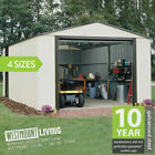NEW 12 x 31 FT METAL CAR VALET VALETING SPRAY BAY BOOTH WORKSHOP UNIT - 4 sizes!