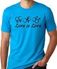 Love is Love Pro gay marriage T-Shirt  Equal rights Support Gay Pride