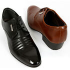 New Trend Mens Italian Style Dress Casual Formal Shoes Multi Colored