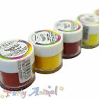 Rainbow Dust EDIBLE Plain & Simple Powder Colour FOOD DUSTS Sugarcraft Cake