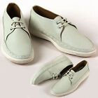 New Trend Mens Sneakers Mint Metalic Comfort Casual Lace Up Shoes