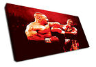 0488 Mike Tyson Canvas Sport Boxing Wall Art Print