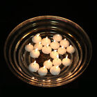 1.5 Inch Round Floating Candle Disc Floater Wedding Party Events Unscented Decor