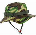 HIGHLANDER PRO-FORCE BRITSH CAMO BOONIE HAT - ARMY DPM CAMOUFLAGE MILITARY CAP