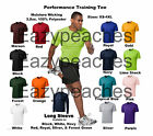 Dry Zone NEW Competitor Moisture Wicking Performance Mens Size S-4XL T-shirts