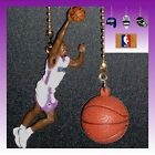 NBA SACRAMENTO KINGS C. WEBBER FIGURE & LOGO OR NBA BASKETBALL CEILING FAN PULLS on eBay