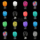 20 bag Magic Crystal Mud Soil Water Beads Flower Planting Wedding Vase Decor