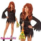 Ladies Gothic Twilight Vampire Dracula Fancy Halloween Horror Costume Outfit