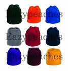 PEACHES Unisex Mens Womens Team Sports Pro Stretch Warm Winter Fleece Beanie