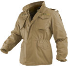 SURPLUS VINTAGE M65 REGIMENT ARMY COMBAT JACKET AND LINER COAT COYOTE TAN S-XXL